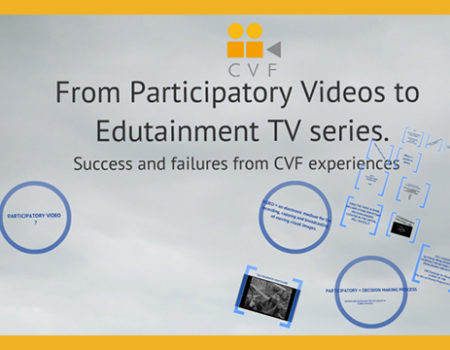 From Participatory Videos to Edutainment TV Series