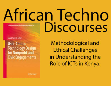 African Techno Discourses