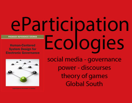 Kenya e-Participation Ecologies and the Theory of Games