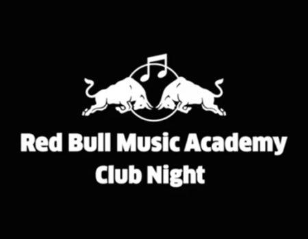 RED BULL MUSIC ACADEMY CLUB NIGHT