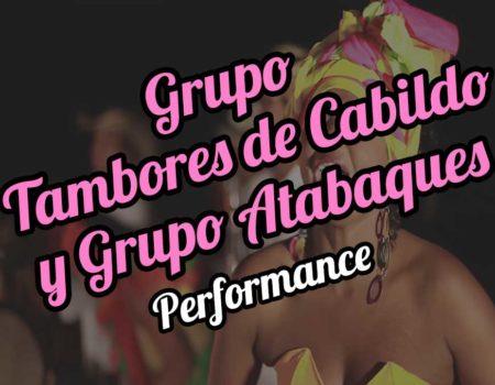 Tambores de Cabildo y Atabaques