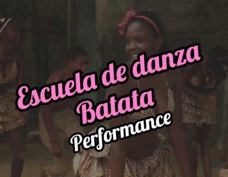 """Escuela de danza """"Batata"""""""