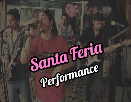 Santa Feria