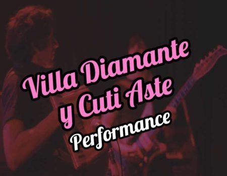 Villa Diamante y Cuti Aste